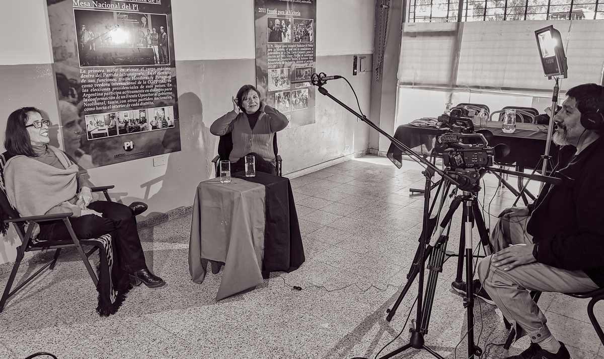 Trabajo audiovisual en Argentina