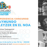 Concurso Raymundo Gleyzer 2020