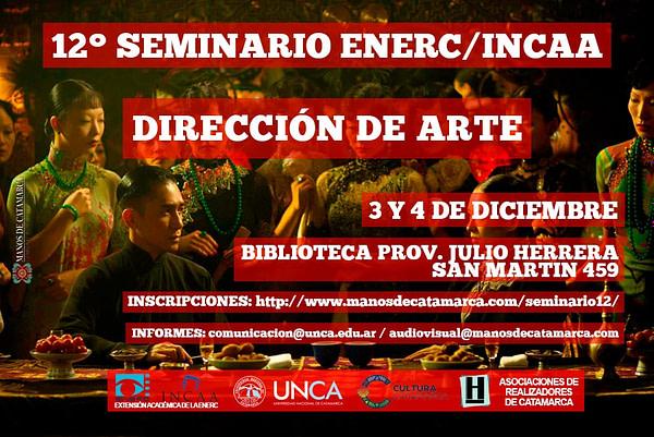 Seminario de Direccion de Arte