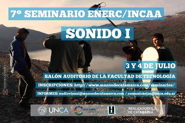 7 Seminario ENERC - Sonido 1