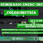 Seminario ENERC/INCAA - Colorimetria