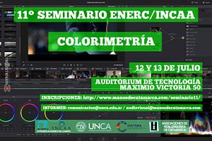 Seminario 11 - Colorimetria